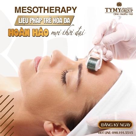 Mesotherapy liệu pháp trẻ hóa da