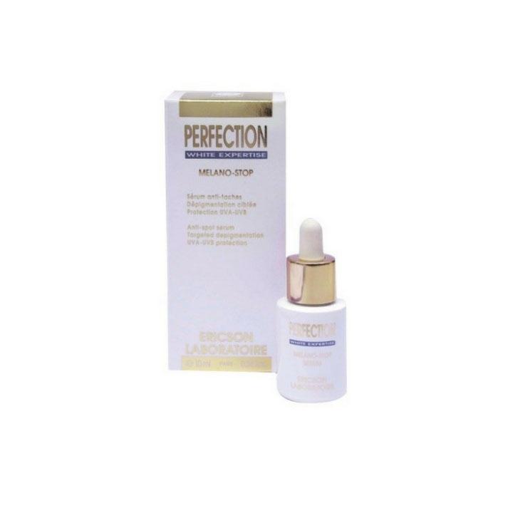 Serum tẩy nám cực mạnh , chống ôxy hóa và bảo vệ daEricson Perfection Melano Stop Serum Spf-20 10ml