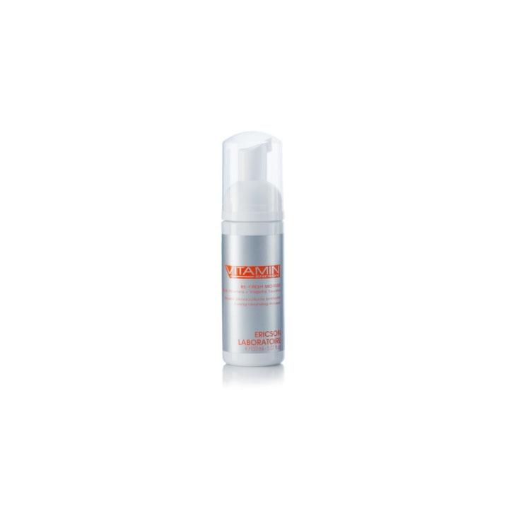 Sữa rửa mặt dạng bọt làm tươi mới da, dành cho da hỗn hợp, dầu - Ericson Vitamin Energy Be-Fresh Mousse 150ml