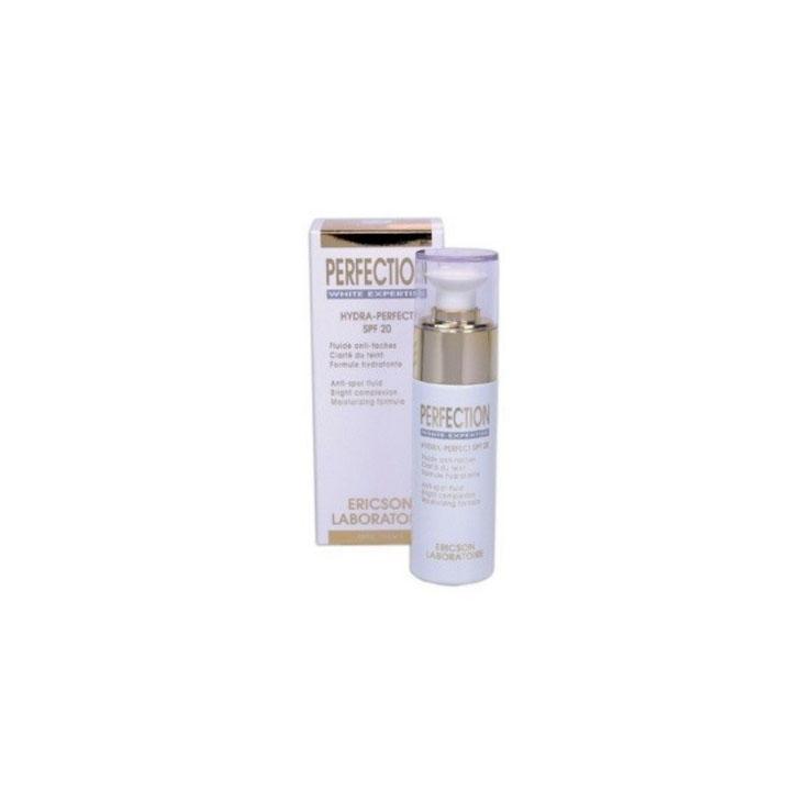Sữa dưỡng trị nám, làm sáng và bảo vệ da - Ericson Perfection Hydra Perfect Fluid Spf 20 30ml