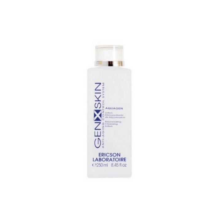 Toner giúp làm sạch và se khít lỗ chân lông - Genxskin Aquagen Rejuvenating Cleansing Lotion 250ml