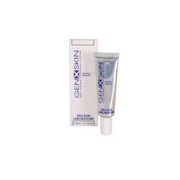 Serum giúp làm trắng sáng, Làm Mờ Đốm Nâu - Ericson Genxskin Whitex Serum 30ml