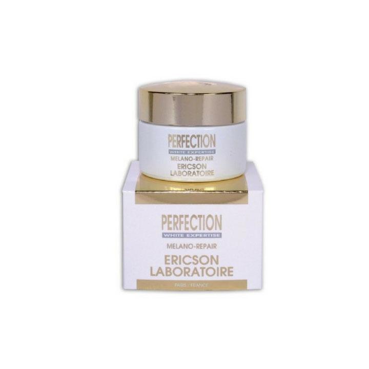 Kem Trị Nám, Ức Chế Sắc Tố Và Bảo Vệ Da Ban Đêm - Ericson Perfection Melano-Repair Hydra-Perfect Fluid Spf 20 50ml